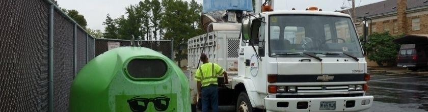 Antrinių žaliavų perdirbimas, surinkimas