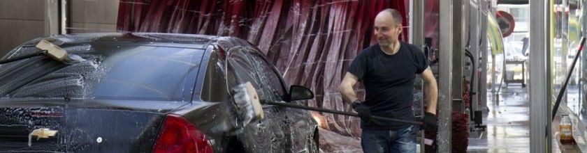 Automobilių plovyklos