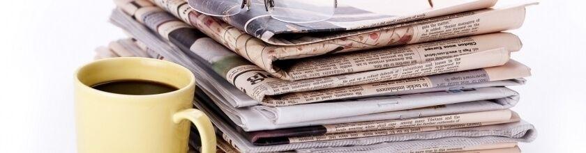 Laikraščiai ir žurnalai