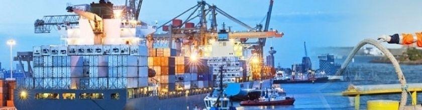 Laivų paslaugos ir aprūpinimas