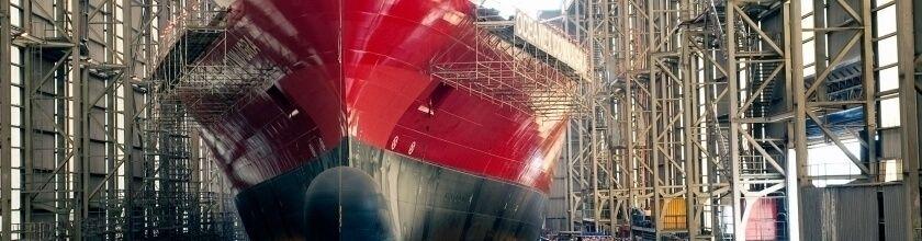 Laivyba, laivų statyba ir remontas