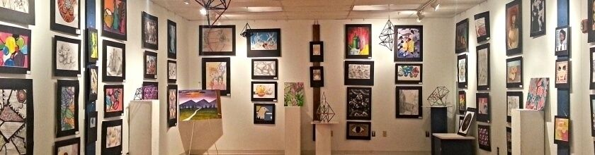 Meno galerijos