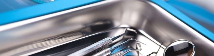 Odontologijos įranga ir medžiagos