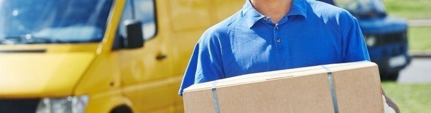 Pašto ir kurjerių tarnybos