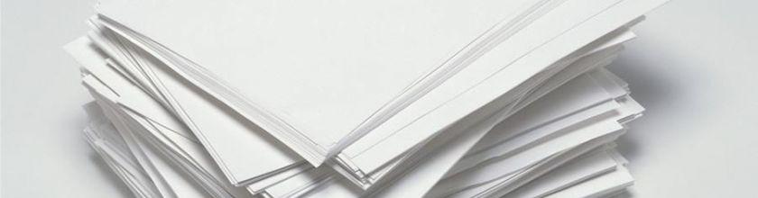 Popierius, jo gaminiai