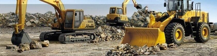 Statybos mašinos ir įrenginiai