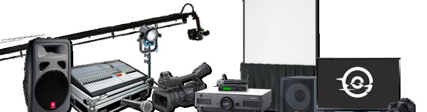 Vaizdo ir garso aparatūra