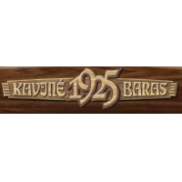 1925, Kavinė - Baras, V. Veiso, IĮ