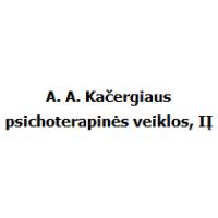A. A. Kačergiaus psichoterapinės veiklos, IĮ