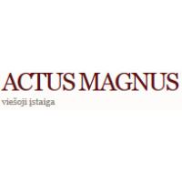 ACTUS MAGNUS, VŠĮ