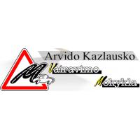 Arvido Kazlausko Vairavimo Mokykla, PĮ