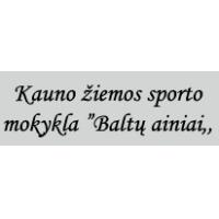 BALTŲ AINIAI, Kauno žiemos sporto mokykla