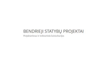 Bendrieji Statybų Projektai, UAB