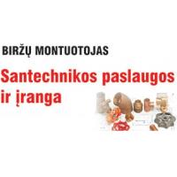 BIRŽŲ MONTUOTOJAS, UAB