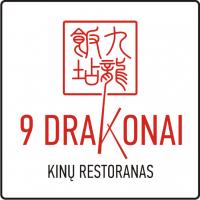 DEVYNI DRAKONAI, kinų restoranas