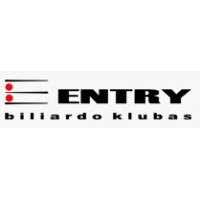 ENTRY, biliardo klubas, UAB BILIARDO PASAULIS