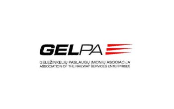 GELPA, Lietuvos geležinkelių paslaugų įmonių asociacija