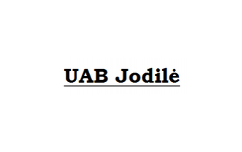 Jodilė, UAB
