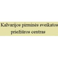 KALVARIJOS PIRMINĖS SVEIKATOS PRIEŽIŪROS CENTRAS, VŠĮ