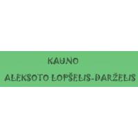 Kauno Aleksoto lopšelis-darželis