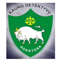 KAUNO DETEKTYVŲ AGENTŪRA, UAB