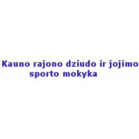Kauno r. dziudo ir jojimo sporto mokykla