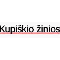 KUPIŠKIO ŽINIOS, laikraštis, A. Briedžio IĮ