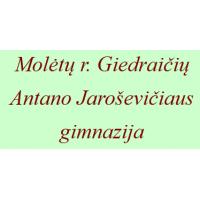 Molėtų r. Giedraičių Antano Jaroševičiaus gimnazija
