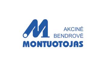 MONTUOTOJAS, AB