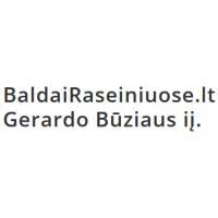Nauji ir naudoti vokiški baldai, Gerardo Būziaus, IĮ
