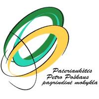 Pačeriaukštės Petro Poškaus Pagrindinė Mokykla