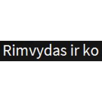 RIMVYDAS IR KO, UAB