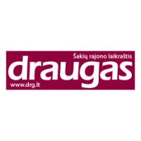 Šakių rajono laikraštis DRAUGAS