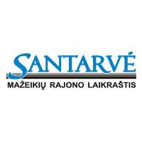 SANTARVĖ, Mažeikių rajono laikraštis