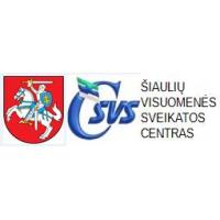 Šiaulių visuomenės sveikatos centras
