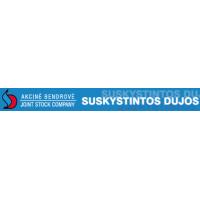 SUSKYSTINTOS DUJOS, AB