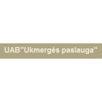 UKMERGĖS PASLAUGA, UAB