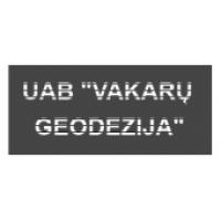 Vakarų geodezija, UAB