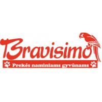 Viskas Jūsų Augintiniams, BRAVISIMO parduotuvė, UAB
